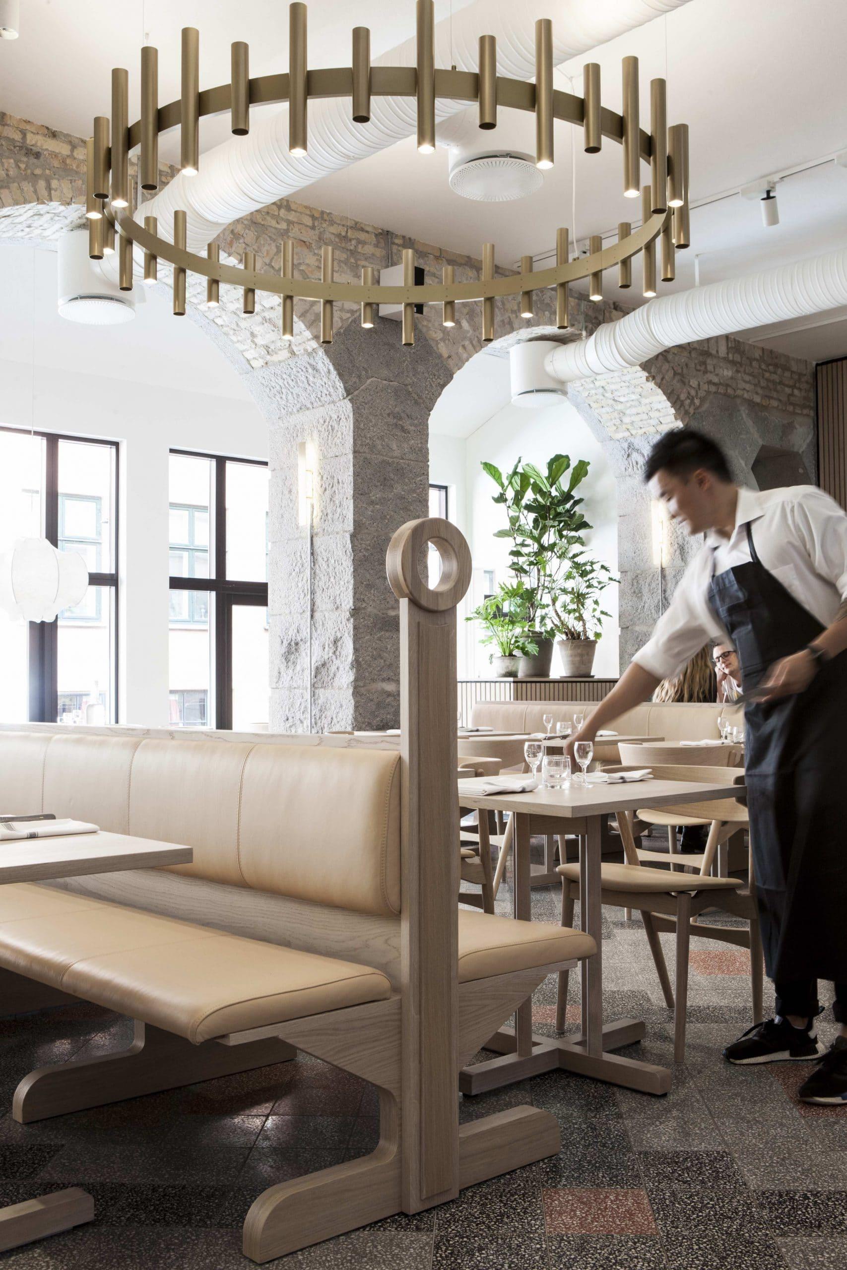 restaurant Aamanns, der er en delikatesse i København