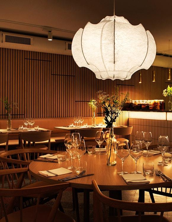 Aamanns restaurant til selskaber