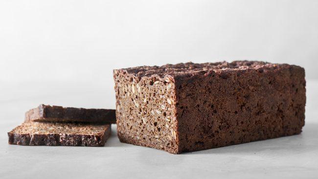 Rugbrød der er perfekt til smørrebrød